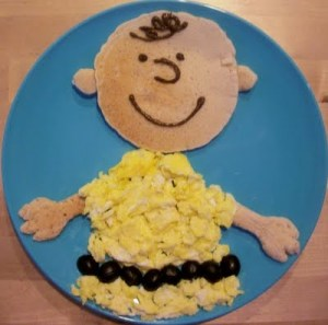 Charlie Brown Pancakes