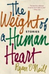 weight of a human heart cover